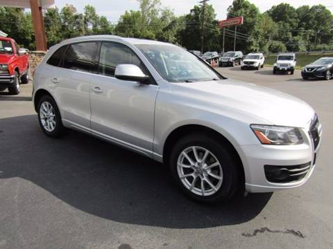 2009 Audi Q5 for sale at Specialty Car Company in North Wilkesboro NC