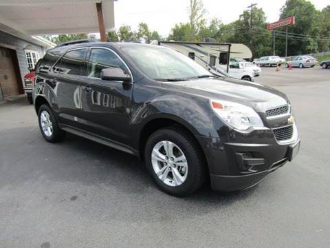 2015 Chevrolet Equinox for sale at Specialty Car Company in North Wilkesboro NC