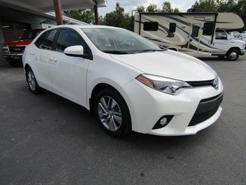 2014 Toyota Corolla for sale at Specialty Car Company in North Wilkesboro NC