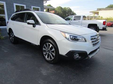 2017 Subaru Outback for sale at Specialty Car Company in North Wilkesboro NC