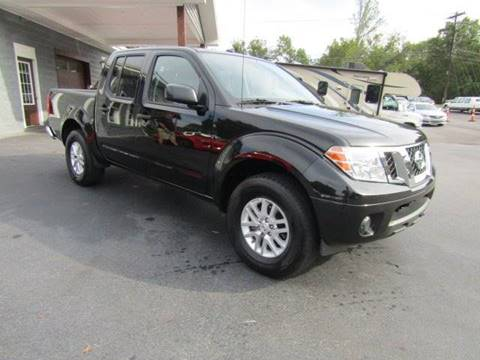 2016 Nissan Frontier for sale in North Wilkesboro, NC