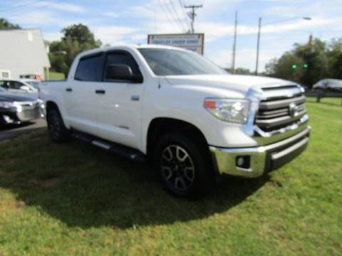 2015 Toyota Tundra for sale at Specialty Car Company in North Wilkesboro NC
