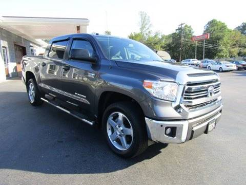 2016 Toyota Tundra for sale at Specialty Car Company in North Wilkesboro NC