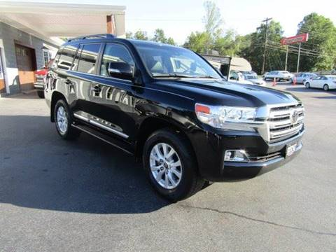 2016 Toyota Land Cruiser for sale in North Wilkesboro, NC