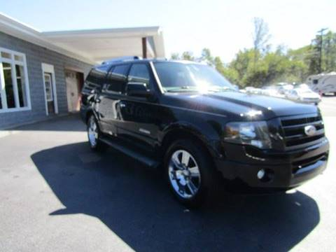 2007 Ford Expedition for sale at Specialty Car Company in North Wilkesboro NC