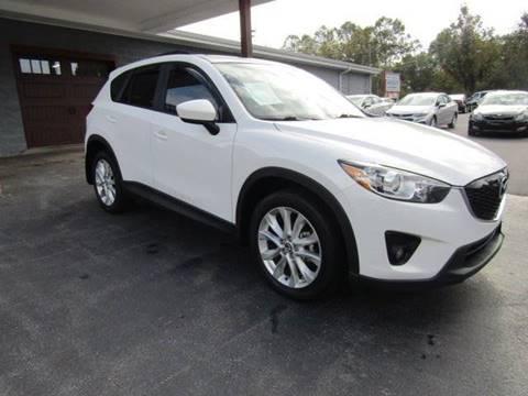2014 Mazda CX-5 for sale at Specialty Car Company in North Wilkesboro NC