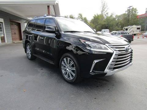 2017 Lexus LX 570 for sale in North Wilkesboro, NC