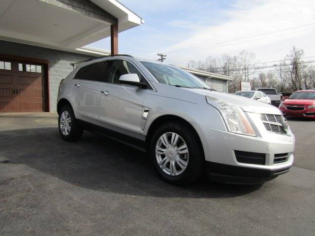 2012 Cadillac SRX for sale at Specialty Car Company in North Wilkesboro NC