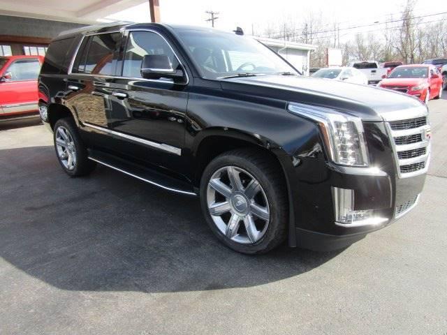 2017 Cadillac Escalade for sale at Specialty Car Company in North Wilkesboro NC