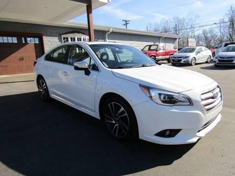 2017 Subaru Legacy for sale at Specialty Car Company in North Wilkesboro NC