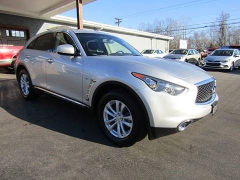 Used infiniti qx70 for sale in north carolina for Modern motors thomasville nc