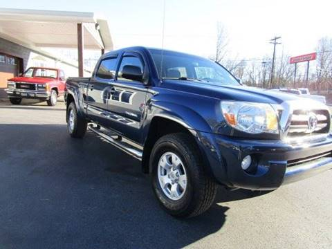2007 Toyota Tacoma for sale at Specialty Car Company in North Wilkesboro NC