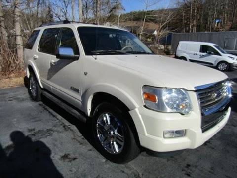 2008 Ford Explorer for sale at Specialty Car Company in North Wilkesboro NC