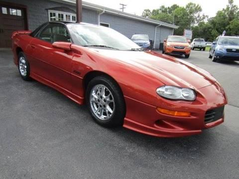 2002 Chevrolet Camaro for sale at Specialty Car Company in North Wilkesboro NC