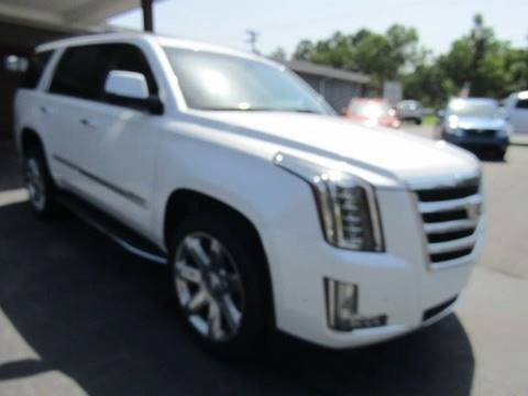 2018 Cadillac Escalade for sale at Specialty Car Company in North Wilkesboro NC