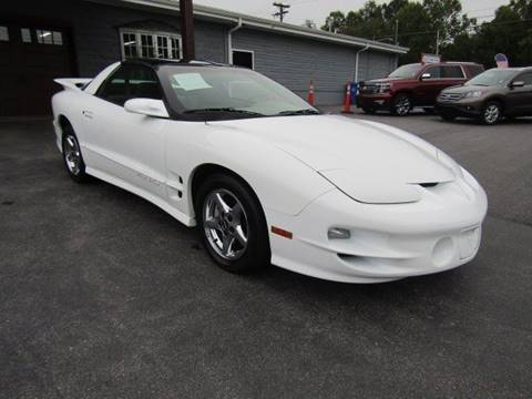 1999 Pontiac Firebird for sale in North Wilkesboro, NC