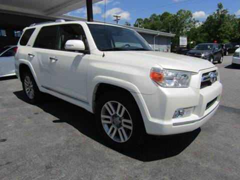 2011 Toyota 4Runner Limited For Sale >> 2011 Toyota 4runner For Sale In North Wilkesboro Nc