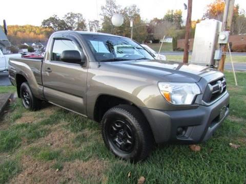 2012 Toyota Tacoma for sale in North Wilkesboro, NC