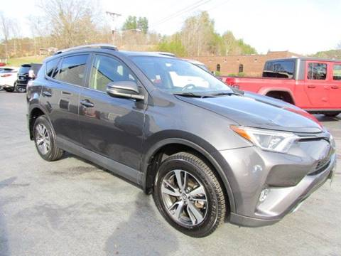 2016 Toyota RAV4 for sale at Specialty Car Company in North Wilkesboro NC