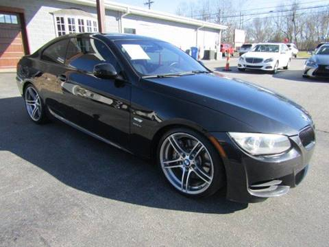 2012 BMW 3 Series for sale at Specialty Car Company in North Wilkesboro NC