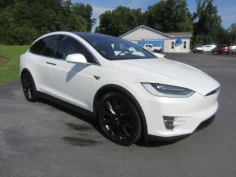 2019 Tesla Model X for sale at Specialty Car Company in North Wilkesboro NC