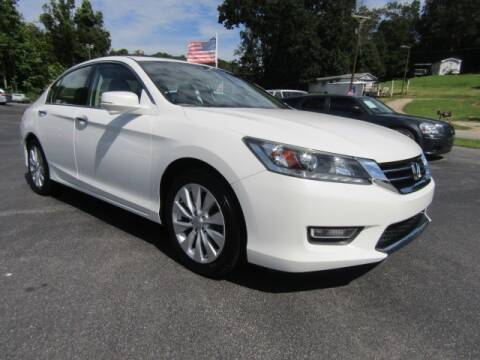 2013 Honda Accord for sale at Specialty Car Company in North Wilkesboro NC
