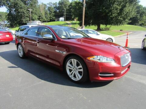 2012 Jaguar XJL for sale at Specialty Car Company in North Wilkesboro NC