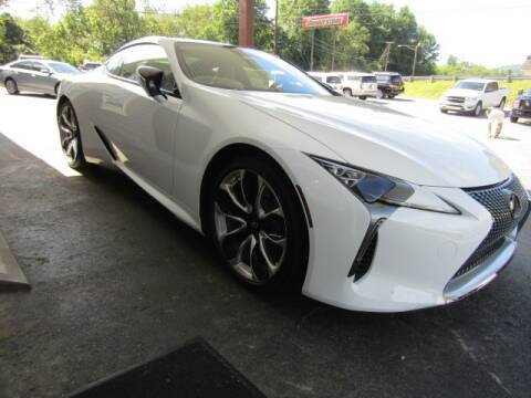 2018 Lexus LC 500 for sale at Specialty Car Company in North Wilkesboro NC