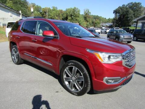 2019 GMC Acadia for sale at Specialty Car Company in North Wilkesboro NC