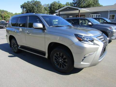 2020 Lexus GX 460 for sale at Specialty Car Company in North Wilkesboro NC