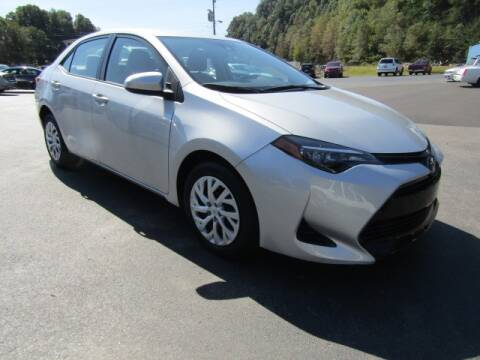 2018 Toyota Corolla for sale at Specialty Car Company in North Wilkesboro NC