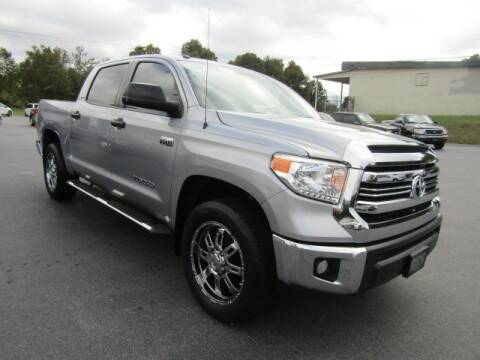 2017 Toyota Tundra for sale at Specialty Car Company in North Wilkesboro NC