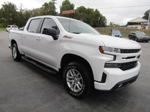 2020 Chevrolet Silverado 1500 for sale at Specialty Car Company in North Wilkesboro NC