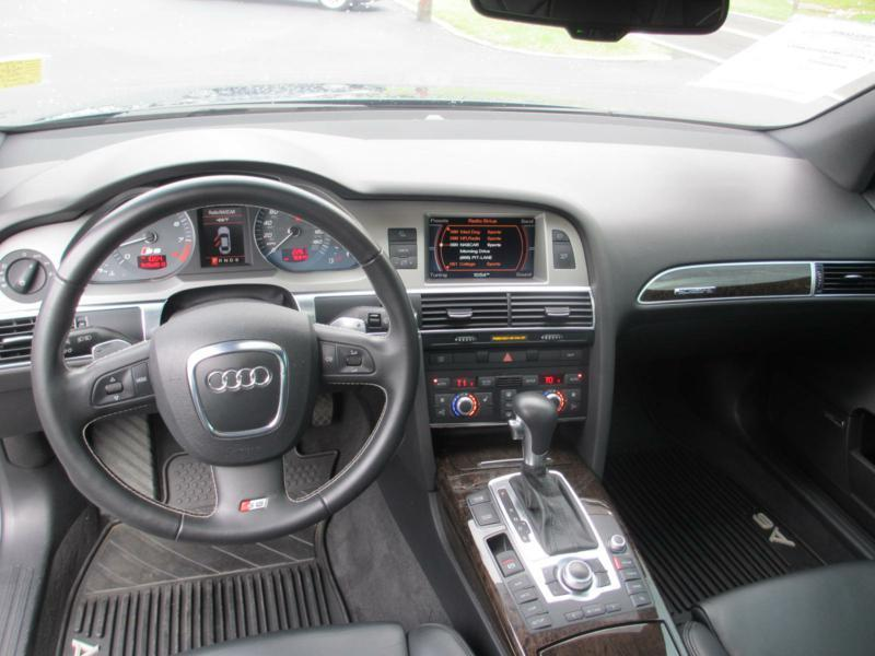 2007 Audi S6 for sale at Specialty Car Company in North Wilkesboro NC