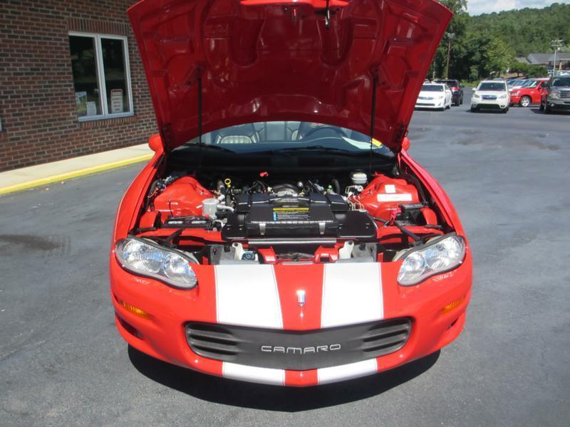 2002 Chevrolet Camaro for sale at Specialty Car Company in North Wilkesboro NC