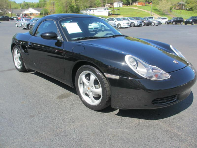 1999 Porsche Boxster for sale at Specialty Car Company in North Wilkesboro NC