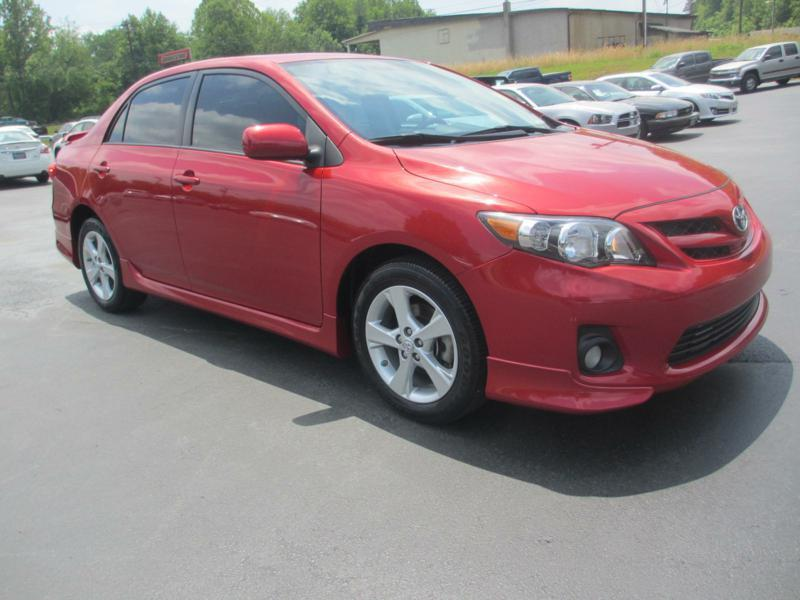 2012 Toyota Corolla for sale at Specialty Car Company in North Wilkesboro NC