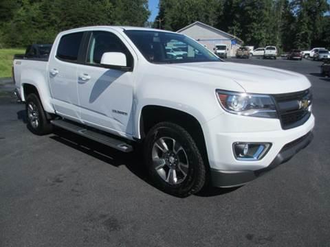 2015 Chevrolet Colorado for sale at Specialty Car Company in North Wilkesboro NC