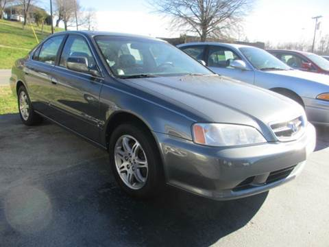 2001 Acura TL for sale at Specialty Car Company in North Wilkesboro NC