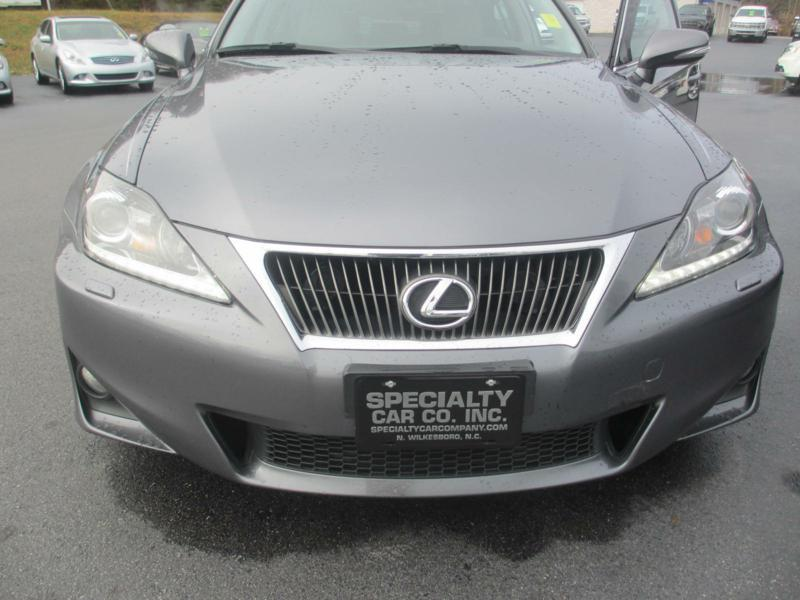 2013 Lexus IS 250 for sale at Specialty Car Company in North Wilkesboro NC