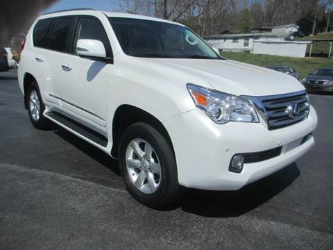 2013 Lexus GX 460 for sale at Specialty Car Company in North Wilkesboro NC