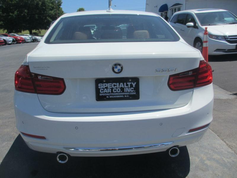 2013 BMW 3 Series for sale at Specialty Car Company in North Wilkesboro NC