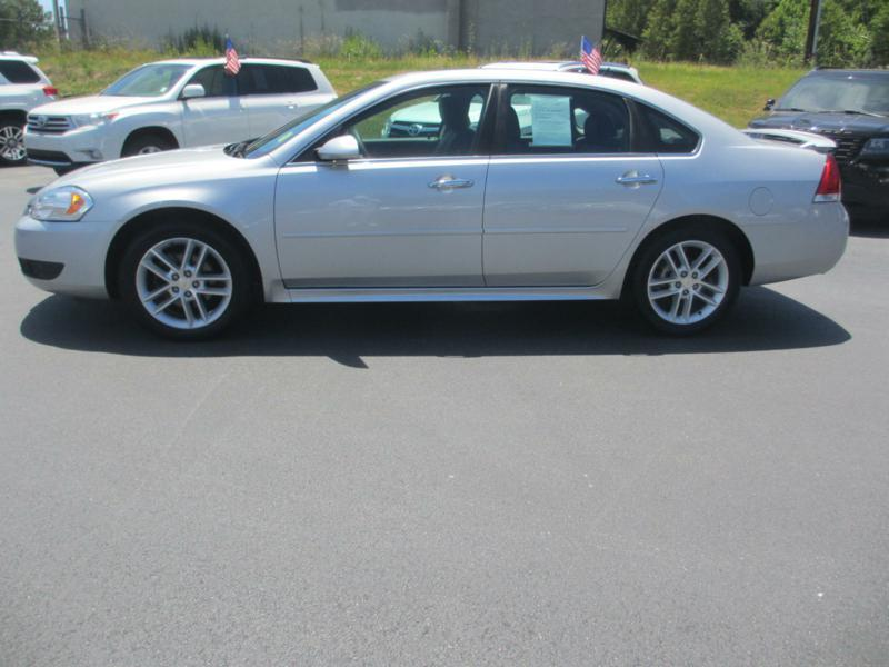 2015 Chevrolet Impala Limited for sale at Specialty Car Company in North Wilkesboro NC