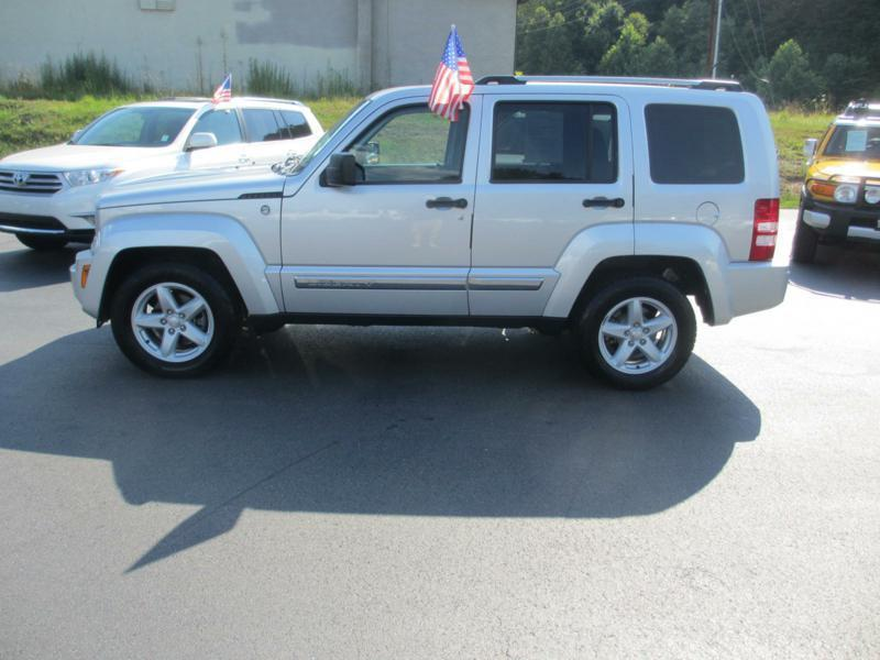 2012 Jeep Liberty for sale at Specialty Car Company in North Wilkesboro NC