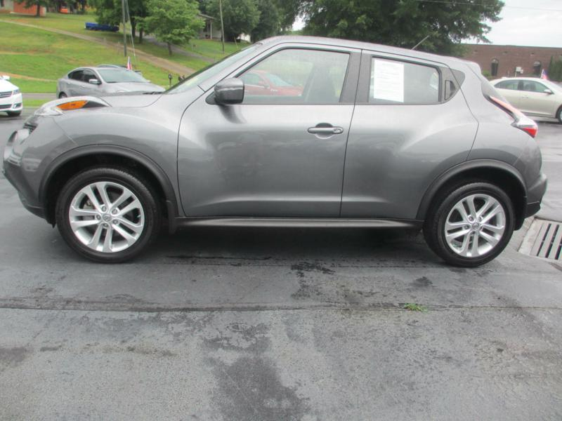 2015 Nissan JUKE for sale at Specialty Car Company in North Wilkesboro NC