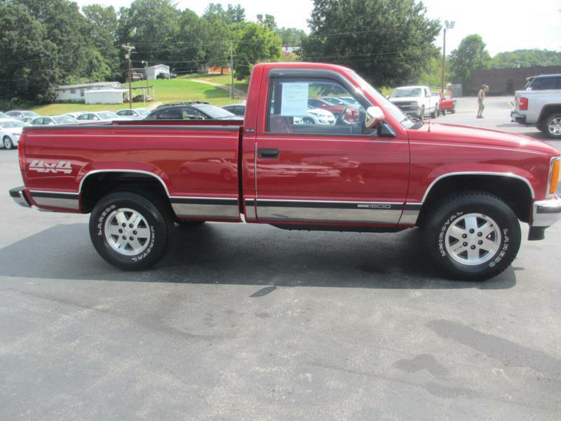 1988 GMC Sierra 1500 for sale at Specialty Car Company in North Wilkesboro NC
