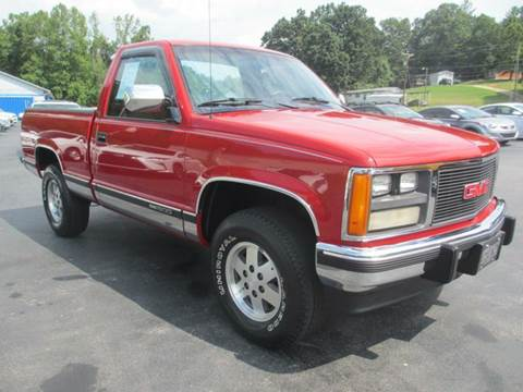1988 GMC Sierra 1500 for sale in North Wilkesboro, NC