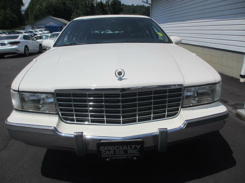 1996 Cadillac Fleetwood for sale at Specialty Car Company in North Wilkesboro NC