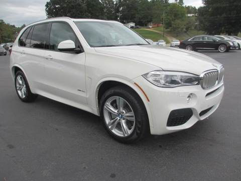 2016 BMW X5 for sale at Specialty Car Company in North Wilkesboro NC