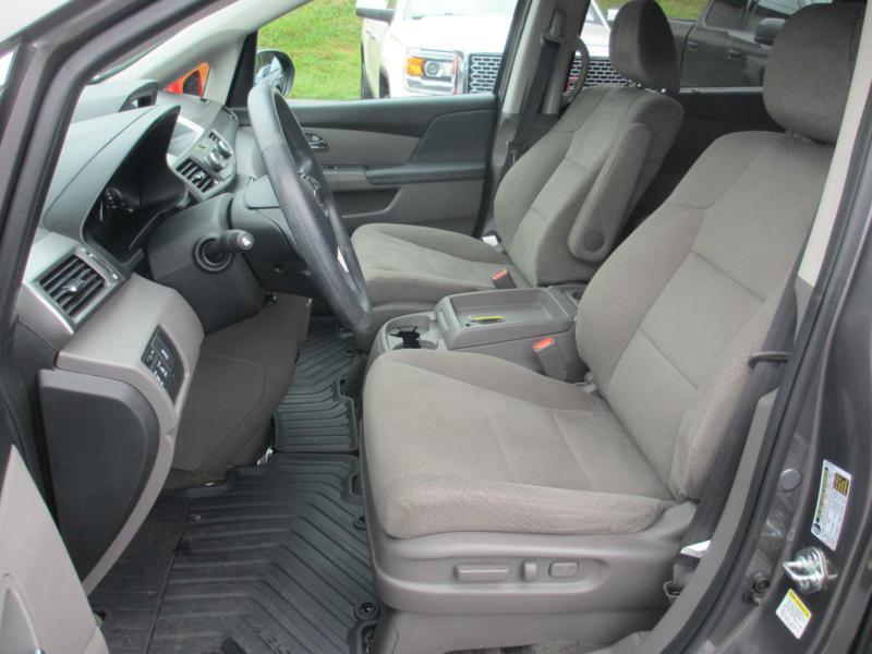 2015 Honda Odyssey for sale at Specialty Car Company in North Wilkesboro NC